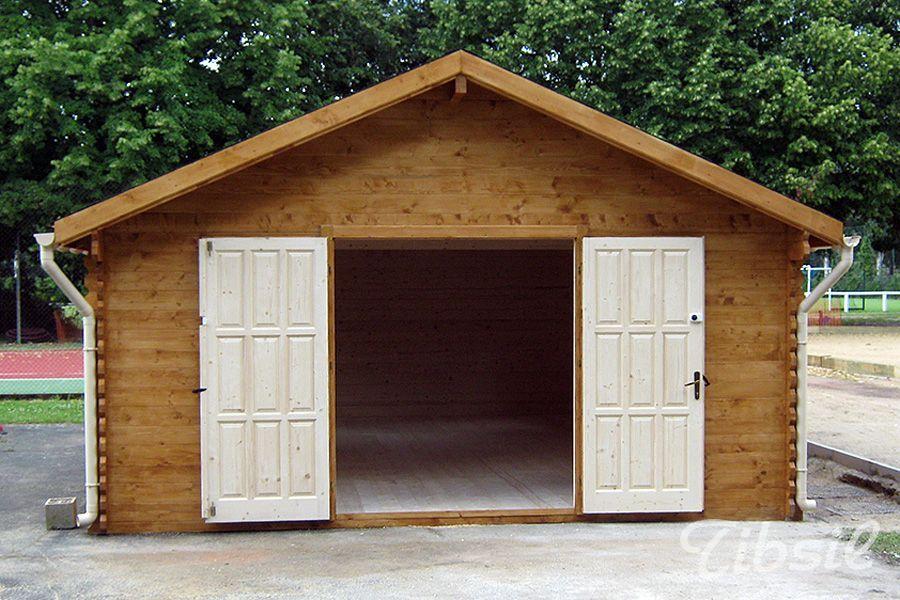 Garázsok fából  Nyitott garázsok  Kerti beállók  Tibsil